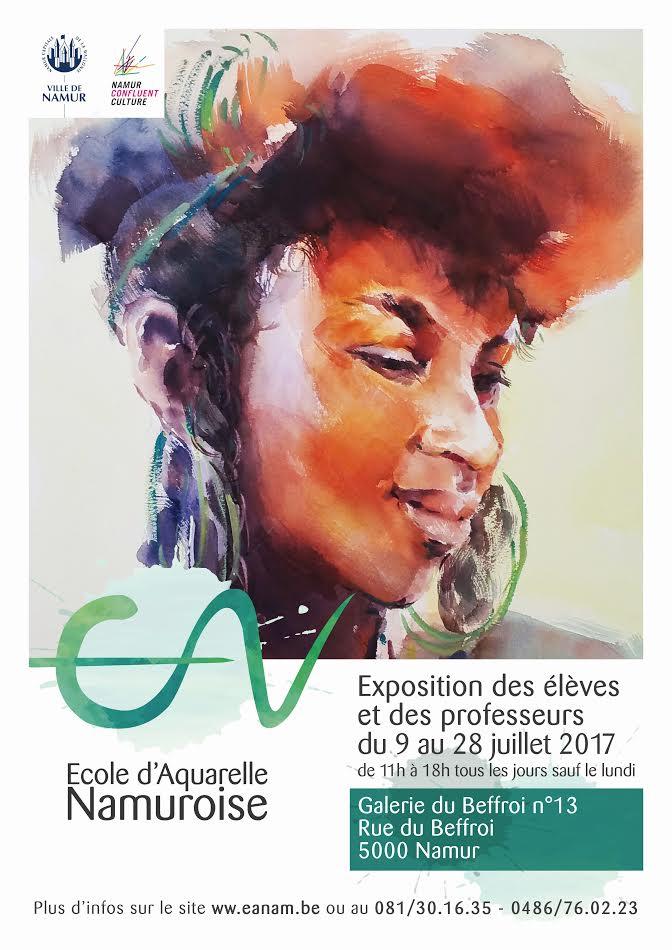 EANAM Affiche 2017